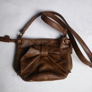 Jessica Simpson Cross Body Leather Purse